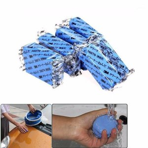 Wholesale- 1PC Orignal Car Washing Sludge Mud Auto Magic Cleaning Clay Bar Car Washer Detailing Cleaning Clay Care Car Tools1