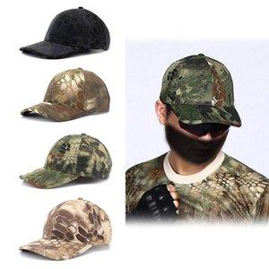 Yeni Ordu Taktik Şapka Askerler Visor 88 Beyzbol şapkası Kamuflaj Baskılı Outdoor Caps Sun-gölgelendirerek