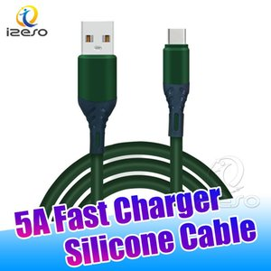 3A 6ft Sync Data Fast Charger Cord Micro USB C High Quality Phone Charger Wire for LG Aristo 5 MOTO G Stylus izeso
