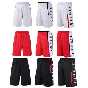 Basketball JD Gleiche Shorts Capris Casual Summer Beach Middle Herren Sporthosen