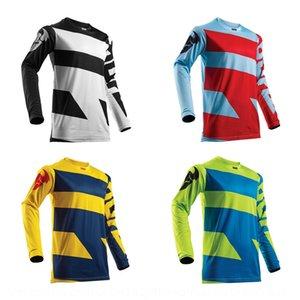 Yaz bisiklet aşınma aşağı Hız uzun bisiklet kros takım 4N4 bicyclemountain kros gömlek Bisiklet bicycleRacing takım yarış Sleeve