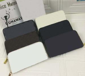 M41894 M41895 M41896 ZIPPY Wallet Mono Leder Canvas 12 Credit Card Slots Lange Reißverschluss-Mappen-Kartenhalter-Geldbeutel-Damen Zip-Handtasche