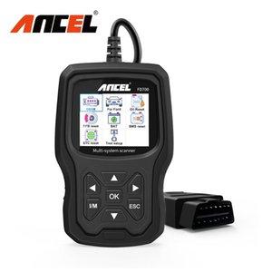 ANCEL FD700 OBD2 Scanner Full System Oil EPB ETC Battery BMS Reset Car Diagnostic Tool Multi-language OBDII Automotive Scanner