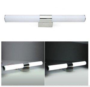 Led Specchio lampada luce del bagno Vanity Led Light Bathroom Wall luci AC85 -265v moderna acrilico semplice Led Luce Indoor