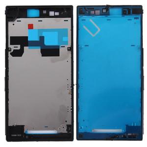 LCD marco frontal de la carcasa del bisel de la placa para Sony Xperia Z Ultra XL39h C6802