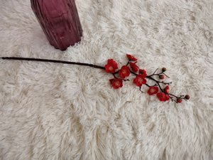 Hot sell High quality Artificial flower Dry Branch Plum Blossom for living room decoration and
