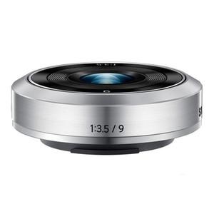 Neue NX-M 9mm F / 3.5-Objektiv für Samsung NX Mini, NX-F1 NXF1-Kamera