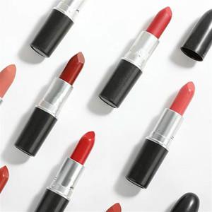 Rouge à aluminium rohr matte lippenstift gluster lippenstifte russisch rot qualität make-up 2021 luxurys designer lip gloss