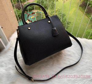 Высокое качество Натуральная кожа Мода сумки женщин сумки кошелек отличившихся женщин Ранец сцепления плеча сумки кошелек дамы Магазины Tote