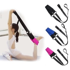 Donne di alta qualità Donne Balletto Soft Apertura Band Dance Training Belt Belt Girls Stretching Ballet Band Yoga1