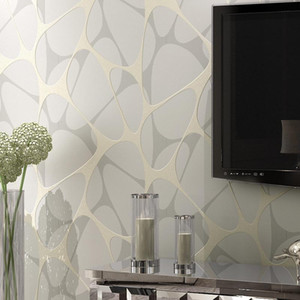 Wallpaper Geometric Modern For Living Room Non-woven Wall Paper Roll Wallpaper For Walls 3d Wall Mural Papel De Parede Para Sala