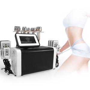 Fitness Suprimentos Reduza Fat Ferramenta Cavitação da Pele RF Laser Lipo Lipo Beleza Máquina Levantando Body Shaper Shaper Spa Equipamento para uso em casa