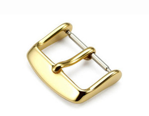 14mm 16mm 18mm 20mm 22mm Stainless steel Metal Buckles For Apple Watch Band strap Connector Seamless Aluminum wrist bracelet Linker