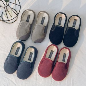 Unisex spring autumn new children's leather shoes suede Slip on Kids Girl shoes Boys Causal Shoes Children Sneaker D06104 201026