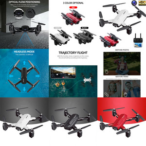 factory75OURC Drones ZD6 2.4G With 1080P HD Camera GPS WIFI FPV Foldable Quadcopter + Bag