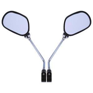 Luzes de bicicleta 1Pair Bicicleta Vista traseira Espelho Esquerda / Direita Segurança para Mountain Bikes Acessórios de alta qualidade