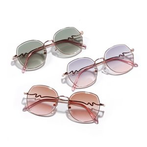 CO Eyeglasses Store candy, high quality summer wintag main metal sunglasses, men's and women's Sunglasses