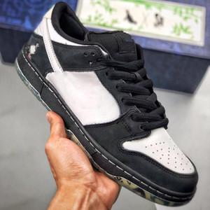2020 high quality original single designer Bred Black Cat 4 4s basketball shoes men and women black and white purple singles designer fashio