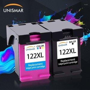 Ink Cartridges Unismar 122XL Replacement For Cartridge 122 XL Deskjet 1000 1510 2050 1050 1050A 2000 2050A 2540 3000 3050 30521
