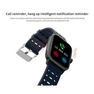 Smart P30 الرجال smartwatch ووتش متعددة القلب ووتش ضغط الدم ip68 للماء ديي الرياضة وسائط النساء معدل الوجوه Ukrni