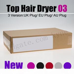 Top Seller Neue Version Haartrockner Kein Fan mit guter Qualität Professionelle Salon Werkzeuge Fön Trockner Haarluft
