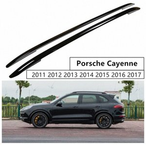 Auto Roof Racks Lage rack For Porsche Cayenne 2011 2012 2013 2014 2015 2016 2017 High Quality Aluminum Paste installation o95X#