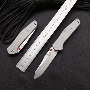 Benchmade BM 940-2001 M390 TC4 Osborne katlama bıçak açık kamp 940 9400 5700 581 535 781 417 550 551 C81 kelebek bıçak