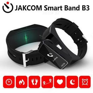 JAKCOM B3 Smart Watch Hot Sale in Smart Wristbands like men watch automated picking vr glasses