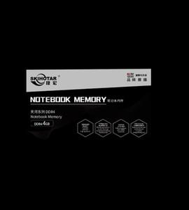 RAMs Skiar Memorias RAM Ddr4 Sodimm 4gb 2666mhz 1.2V 260pin For Laptop Notebook Intel Componentes Do Computador