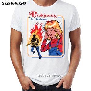 Mens T Shirt Dark Humor ретро Смешная Сатана Сухое Юмор сарказм 80s вычурного Удивительный Произведение Printed Tee 219610