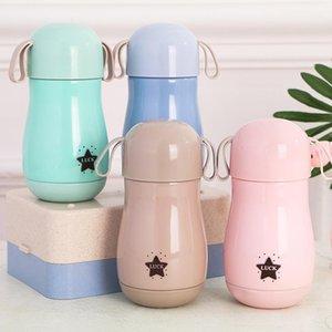 Lucky Star Penguin Insulated Cup Edelstahl-Sommer-Karikatur-Kinder-Wasser-Schale Thermal Cup Lucky Star bbyqzE bdetoys