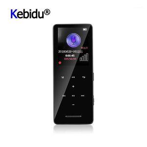 Mult-Function Visual Recorder Digital Lossless Hifi Музыкальный проигрыватель Audio 8GB встроенный динамик с FM-радио Часы MP3 Player1