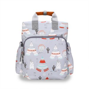Alameda Diaper Backpack Bag Large Mummy Maternity Bag Travel Nappy Bag Organiser for Stroller Baby Care Outdoors 201007