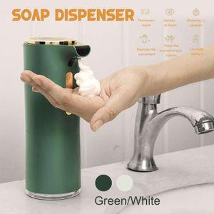 Mão Sanitizer Gel Dispenser para banheiro Portátil Soap Dispenser Auto Sensor Hand Sanitizer Titular Acessórios Banheiro # G5 C0123