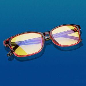 Männer Frauen Anti Blue Light Computer Gaming Gläser Unisex Goggles Brille Anti-Müdigkeit Anti-Strahlung