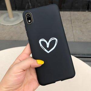 Telefon Ultra İnce Yumuşak Mat Silikon Kılıf için Fundas Kapak Huawei Y5 2019 Y52019 AMN-LX9 AMN-LX2 AMN-LX1