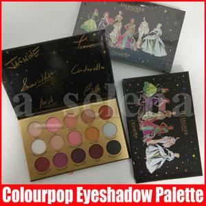 ماكياج الوجه Colourpop مصمم مجموعة 15 لون غير لامع الطبيعية لوحة ظلال العيون لوحات الظل