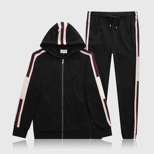 18ss año deportivo ropa deportiva traje de moda corriendo ropa deportiva medusa hombre deportes traje carta impresión ropa de brillo deportes