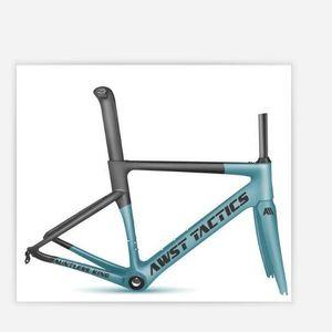 2021 Style Vélo Vélo Carbon Cadreset T1100 1K Torycal Vélo de vélo Torycal Cadreset BSA / BB30 Fabriqué en Chine Cadres de chicyclette BB30 BSA