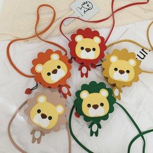 Messenger Sheep Fashion New Mini Shoulder Wallets PU Coin Kids Leather Cartoon Small Cute Princess Bag Raged Handbags Purses Nslgw