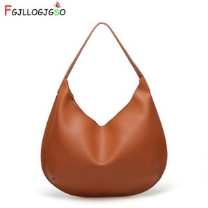 FGJLLOGJGSO Brand 2020 New Fashion most popular handbags women Litchi grain Totes lady shopper bag soft sac female shoulder bag