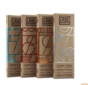 Luxury Chocolate Bar Box Manufacturer Wholesale Custom Kraft Paper Food Grade Gift Chocolate Packaging Box