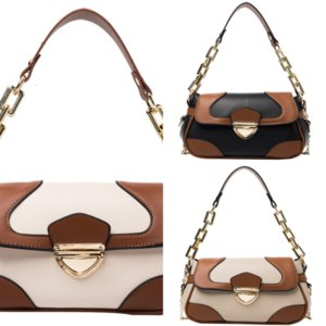 Bags Hot Pink Famousbags High Quilted Shoulder Bags Handbag Simple Quality Re-Edition Retro Nylon Handbags Bag Women 5GdEL Crossbody So Mugx