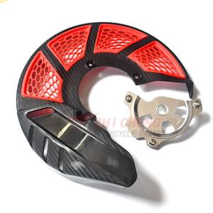Kir bisiklet Motosiklet Ön Fren Disk Guard Koruma Kapak İçin KLX125 2010-2020 KLX150S 2009-2013 KLX250 2008-2020