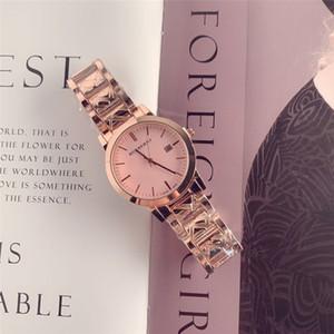 BL Montre New Arrival Hommes Femmes Luxe Mode quartz en acier inoxydable main 40MM Checkered luxe Lady Homme Femme horloge montre en or rose cadeau