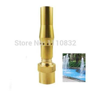 New 1 .5 DN40 Latão Manifod Fountain Water Garden bico de pulverização de extinção Cabeça