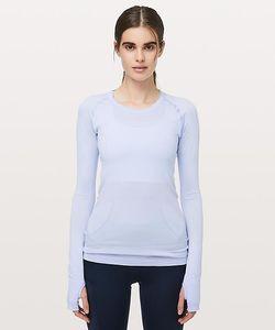 women designers Coat Sleeves N669 Swiftly Tech Crew fashion yoga lu womens sports workout seamless pink camo sport S-XL d1qW#