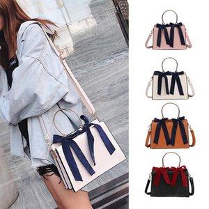 Chuwanglin Bow women handbags casual Crossbody bag for lady's messenger bag Styling handbags bolsa feminina Tote Sac A1901