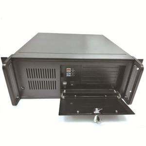 4U industriellen Computer-Gehäuse 19 Zoll Rack-Server-Chassis IPC610F anti-statische staub- stoßfest abgrifffest 1.2MM SGCC