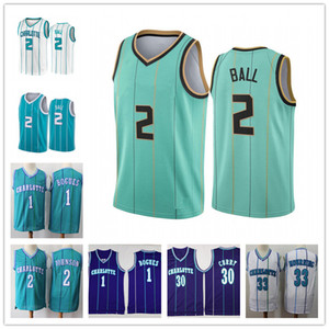 2 Lamelo Ball Jersey Uomo Vintage Vintage Muggsy 1 Benaves Larry 2 Johnson 30 Curry Alonzo 33 Mourning 2021 City New Edition Maglie di baskey